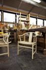 UBER-MODERN - PP Mobler Hans Wegner PP56 PP66 Chinese Chair